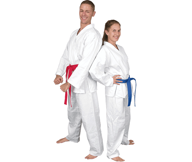 Martial Arts Lessons for Adults in _Cobourg_ _ON_ - Man and Women Adult Program Banner
