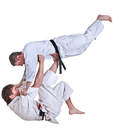 Brazilian Jiu Jitsu Lessons for Adults in _Cobourg_ _ON_ - BJJ Floor Throw Men
